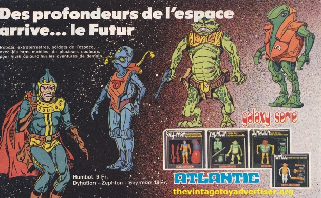 Pif Gadget 1979 Atlantic