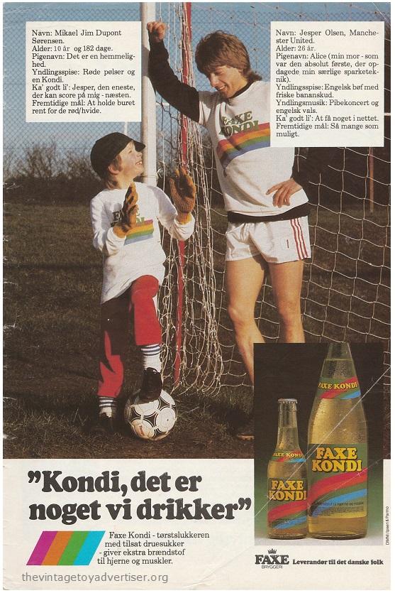 Denmark. Anders. 1987.