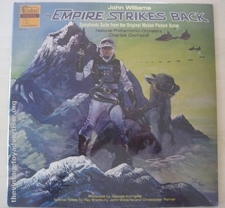 John Williams - The Empire Strikes Back Symphonic Suite. US pressing. Chalfont. 1980.