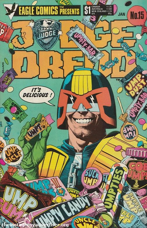 1985. Brian Bolland cover.
