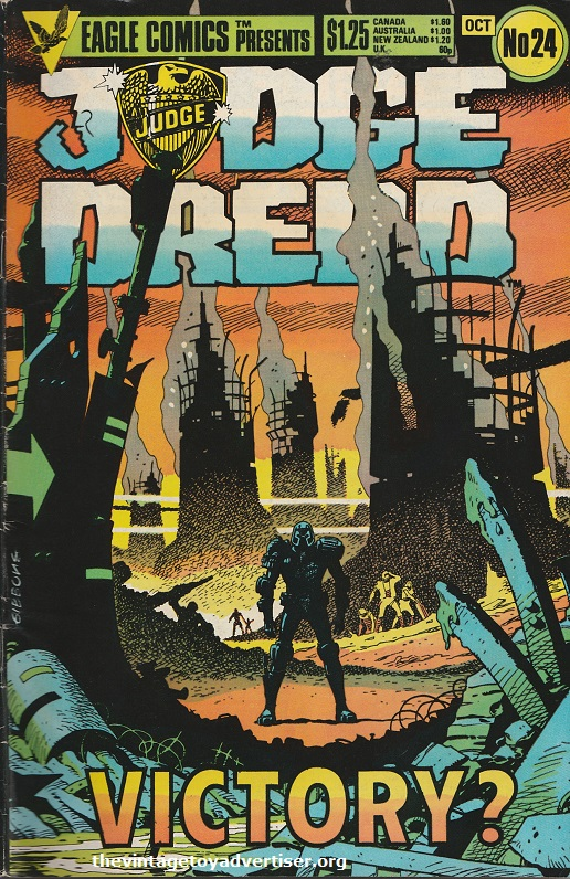1985. Dave Gibbons cover.