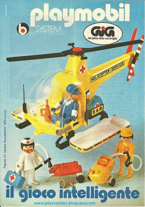 playmobil Italian 001