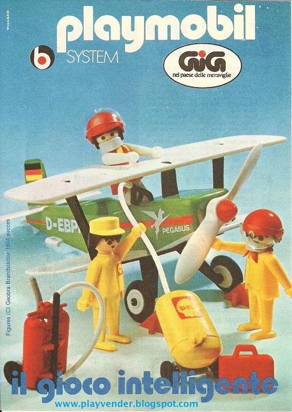 Playmobil Italian 005