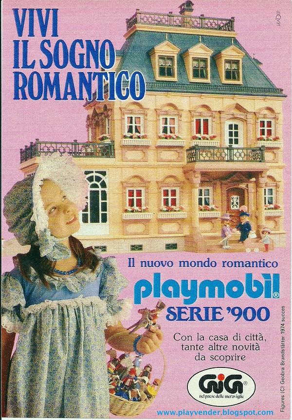Playmobil Italian 006