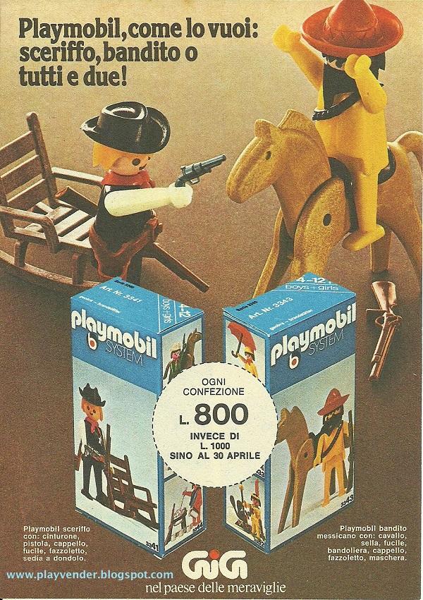 Playmobil Italian 003