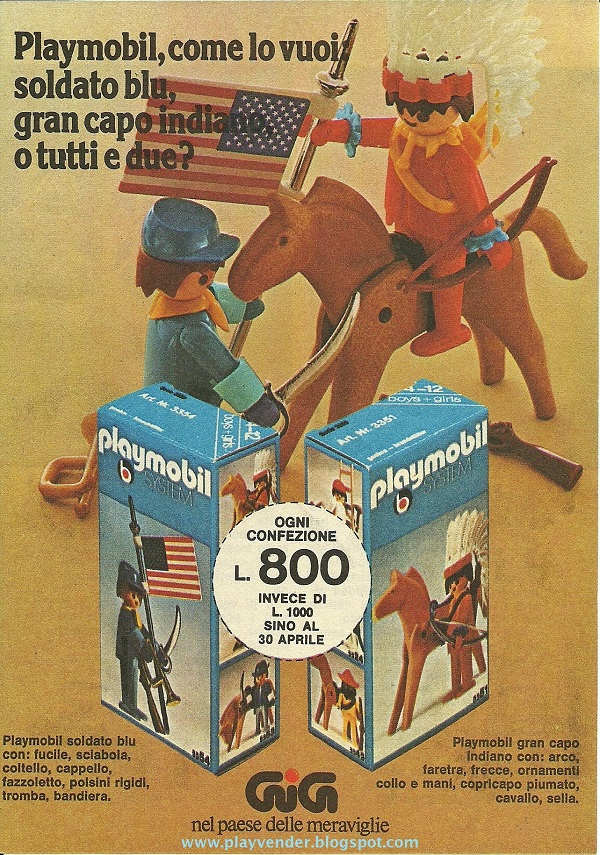 Playmobil Italian 004