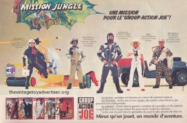 France. Pif Gadget. 1976.