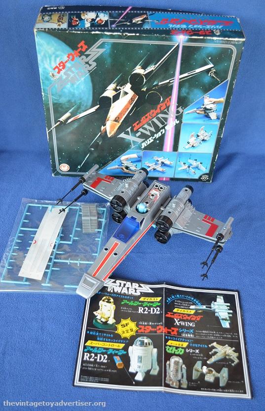 NEW Takara X Wing 01