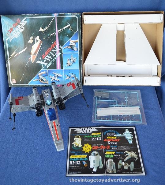 NEW Takara X Wing 03
