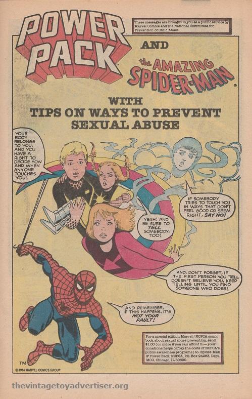 US. The New Mutants. 1985.