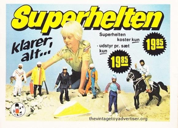 Anders 40 1979 Superhelten post new