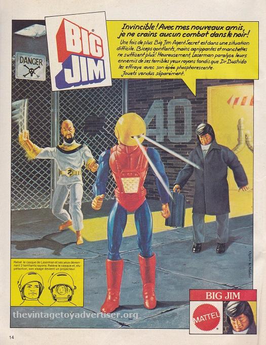 France. Pif Gadget. 1981.