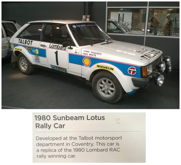 1980 Sunbeam Lotus