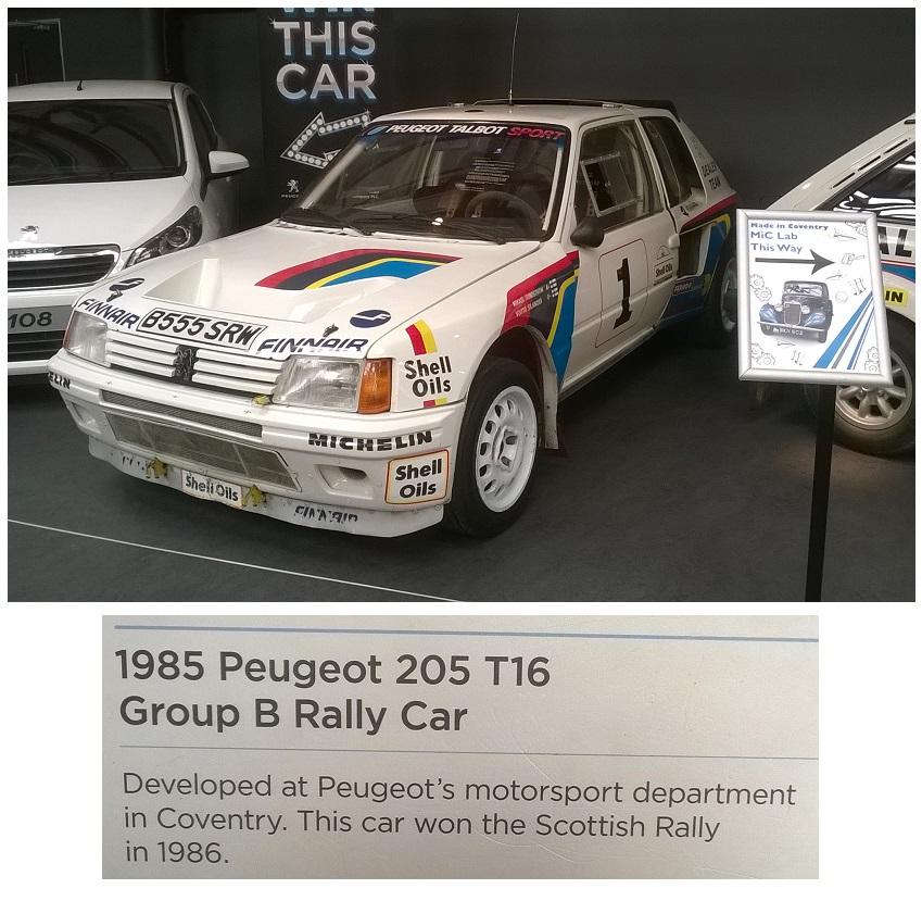 peugot 1985 205