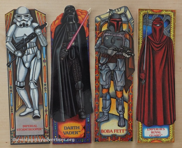 ROTJ Bookmark set 16. Random House. 1983 002