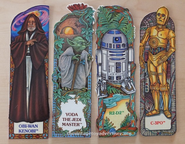 ROTJ Bookmark set 16. Random House. 1983 004