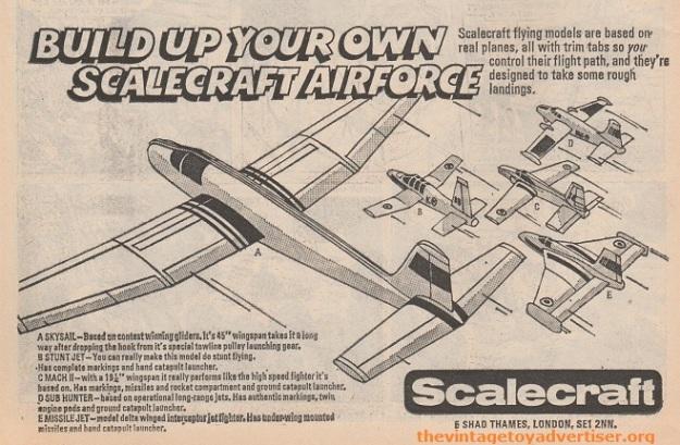 Scalecraft Victor 750 1975