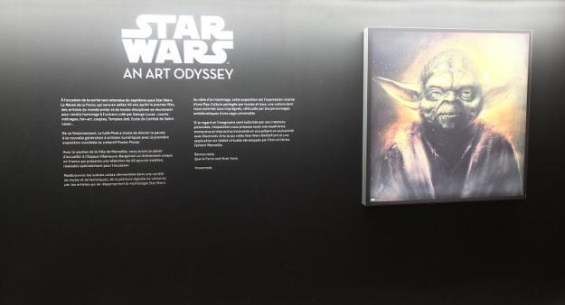 Greetings from Yoda. Art by John Aslarona.