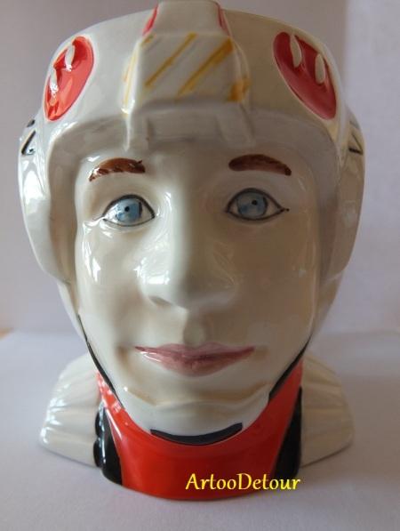 Luke X-Wing Pilot ceramic mug by Sigma