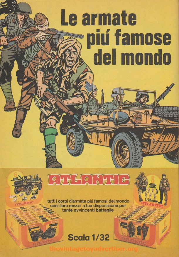 Atlantic Topolino 1979