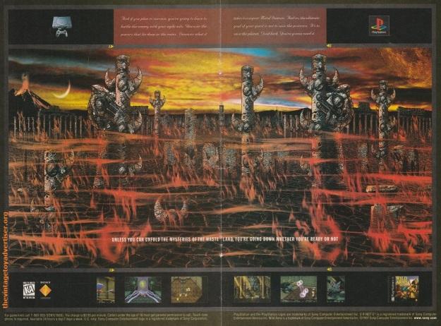 US. Crimson Dawn. 1997.