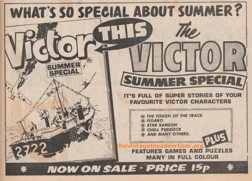 UK. Victor. 1975.