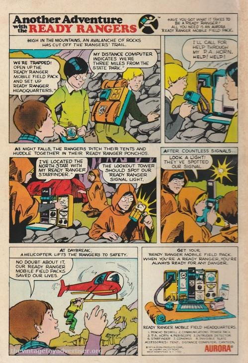 US. Weird Mystery Tales. 1974.