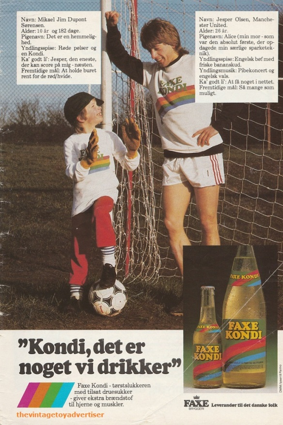 Denmark. Anders And & Co. 1987.