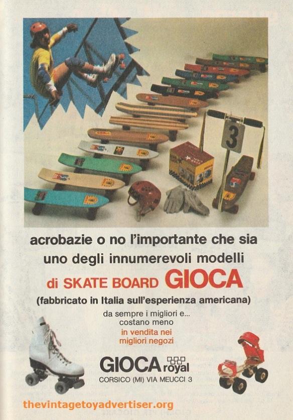 Italy. Topolono. 1987.