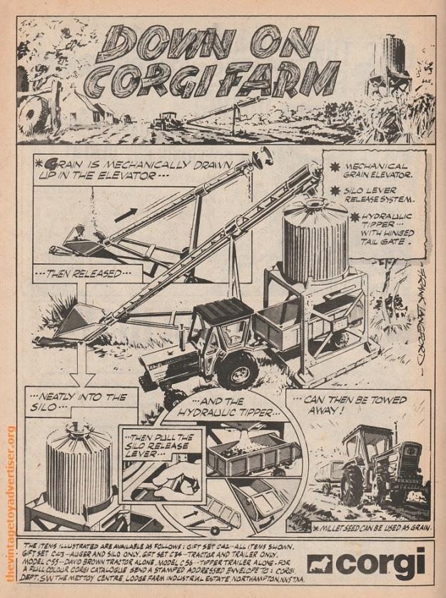 SWWEEKLY 23 1978 Corgi Farm
