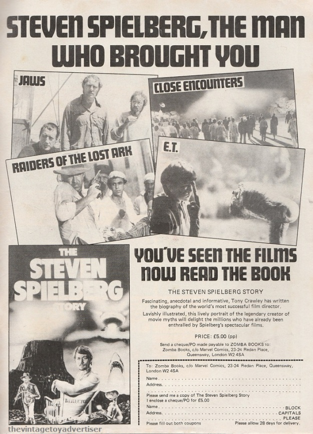 UK. Return of the Jedi. 1983.