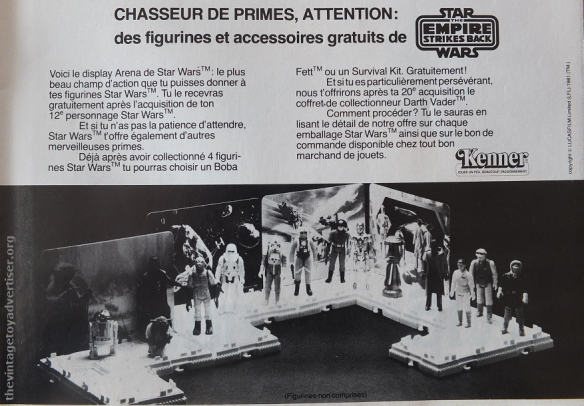 Page 7. Advert for the Action Display Stand.