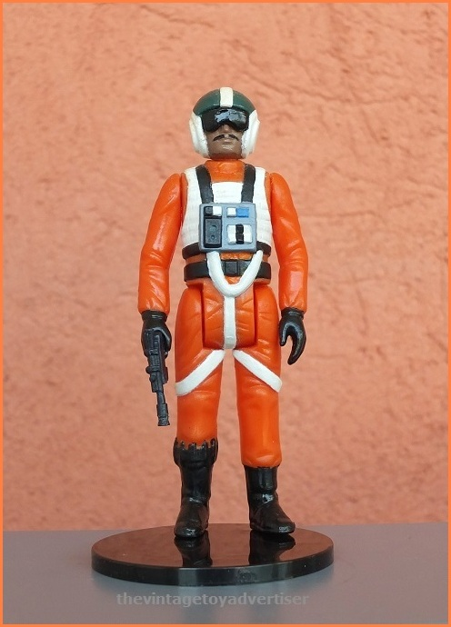 Grizz Frix, X-Wing Pilot.