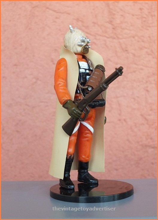 I've no idea what a Tusken Raider is doing working for the Rebel Alliance... but for me this works!