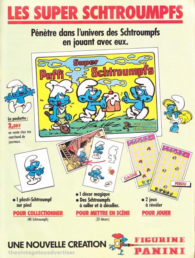 France. PIf Gadget. 1984.