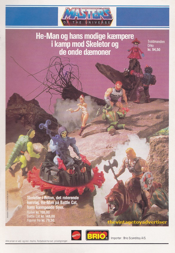 Denmark. Anders And & Co. 1986.