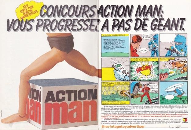France. Pif Gadget. 1982.