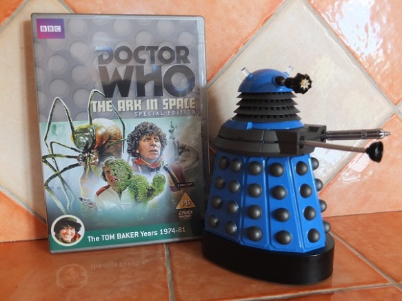Dalek Strategist and The Ark in Space DVD