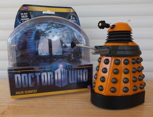 Dalek Scientist.