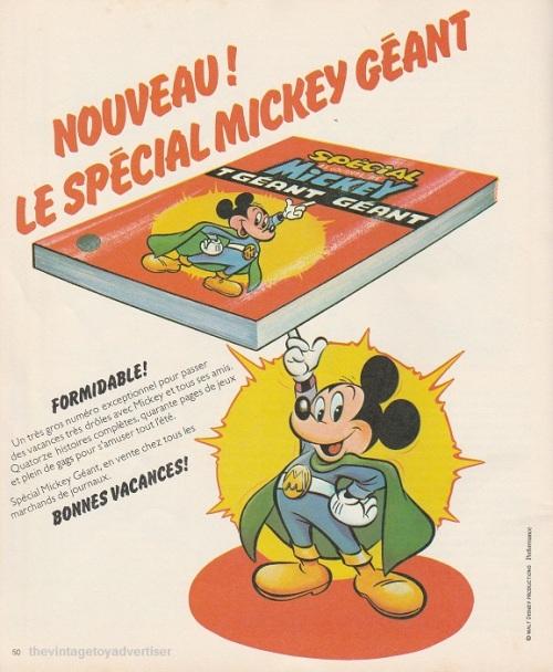 France. Castors Juniors. 1979.