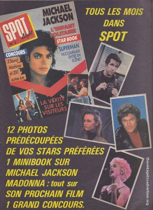 France. Pif Gadget. 1987.