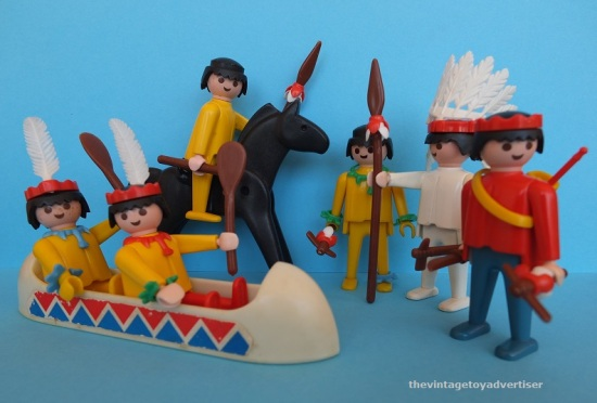 Playmobil The Vintage Toy Advertiser