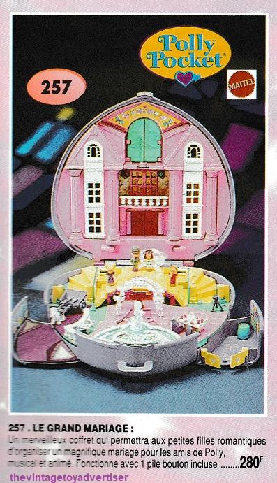 Polly Pocket Noel polly pocket 2 Ets De Neuter Noel cat 1995 post | TVTA