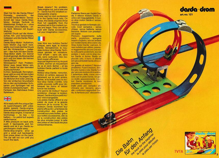 Darda Motor 02 1986 Germany post | The Vintage Toy Advertiser