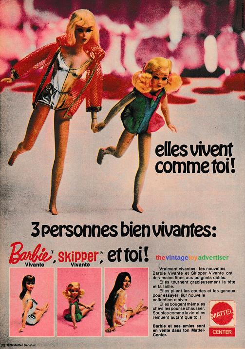 Barbie | The Vintage Toy Advertiser
