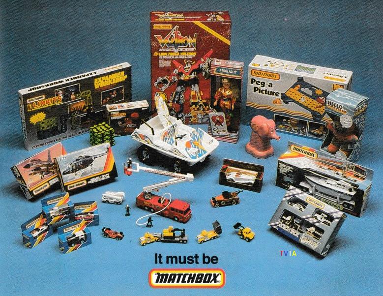 Matchbox 1986_7 Collectors' Catalogue orig n2 |