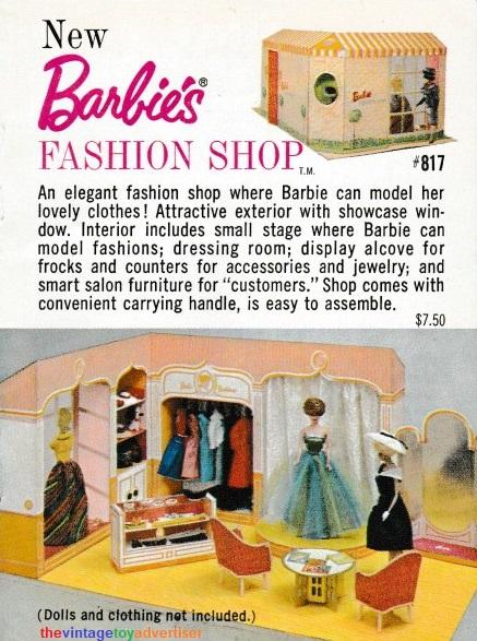 Barbie 1970s | The Vintage Toy Advertiser